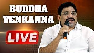 TDP Leader Buddha Venkanna Holds Press Meet | ABN Telugu