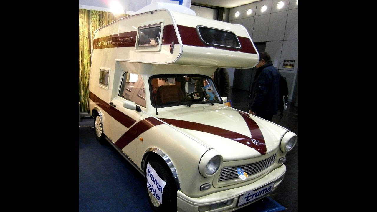 tuning trabant 601 camper youtube. Black Bedroom Furniture Sets. Home Design Ideas
