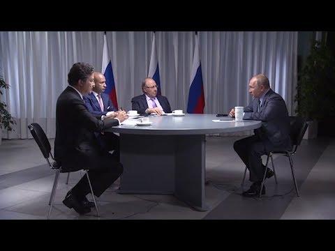 Интервью Путина арабским телеканалам: самое важное
