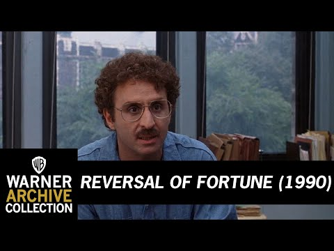 Reversal of Fortune (1990) – Everyone Gets A Defense