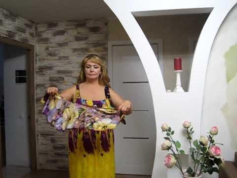 Выкройка пелерины-накидки к летнему платью, сарафану или вечернему открытому платью.
