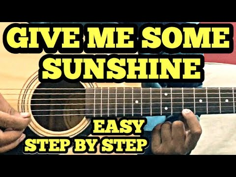 Give Me Some Sunshine Guitar Tabs Lesson | 3 Idiots | Amir Khan | Soundbrenner Pulse Review