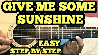 vuclip Give Me Some Sunshine Guitar Tabs Lesson | 3 Idiots | Amir Khan | Soundbrenner Pulse Review
