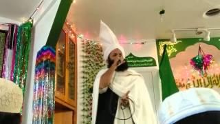 Hafiz Ghulam Murtaza Naqibi Naat - Milad Un Nabi (SAW) West Sacramento Masjid 2015