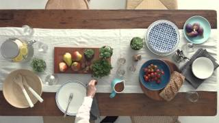 Learn how to set an extraordinary summer table Thumbnail