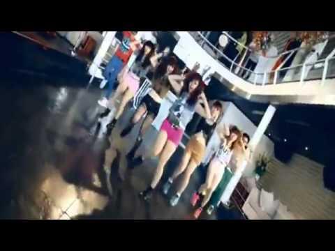 Đại lý Tân Phi Vân 9x Việt Nam nhảy nhạc Hàn cực đỉnh Nhóm St319 Bài Lovey Dovey - T-Ara )