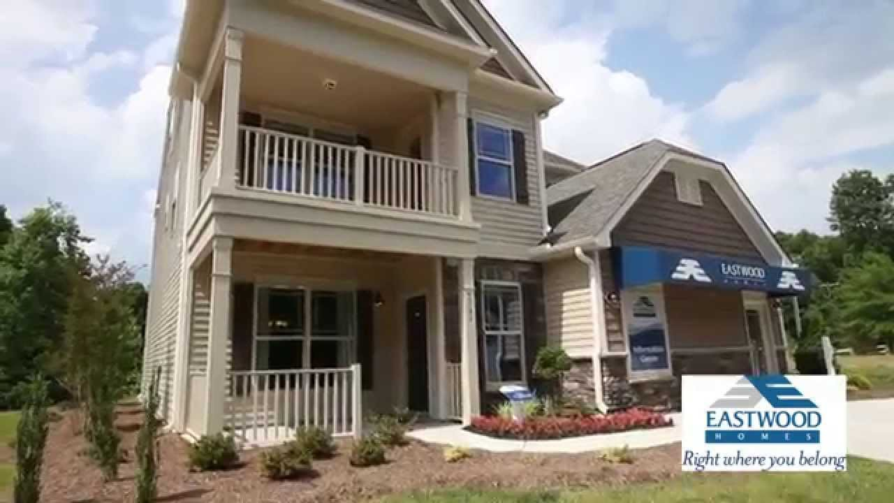 Eastwood Homes The Cypress II Homes For Sale in Greensboro NC – Eastwood Homes Cypress Floor Plan