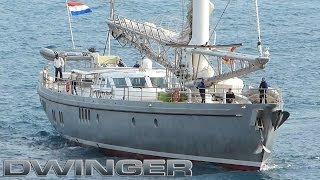 Super Yacht Dwinger at Altea 2014
