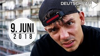 TOP 20 Deutschrap CHARTS | 9. Juni 2018