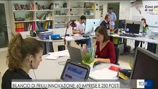 Servizio Rai TGR 3 settembre - Friuli Innovazione