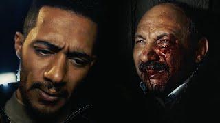 علقة رضوان لـ رأفت اللى قتل مراته وابنه \