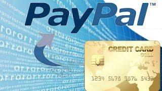 видео Как перевести деньги с карты Сбербанка на PayPal?