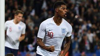 Marcus Rashford vs Switzerland 2018 || England 1-0 Switzerland)