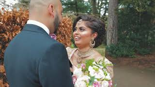 Engagement party trailer - Rose & Jayesh