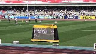 SEIKO GGP2017 Women Javelin Throw Haruka KITAGUCHI 55m40(5th throw) 北口榛花