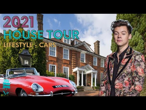 Harry Styles House Tour 2021 | New York & London Houses + Car Collection | Celebrity Lifestyle