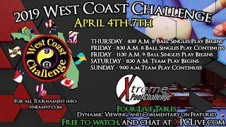 2019 West Coast Challenge - Table 61