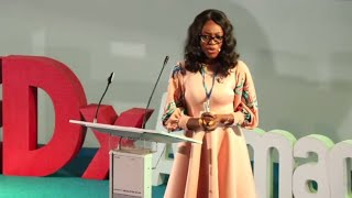 Nothing means anything, Lest the meaning you attach to it | Temi Ajibewa | TEDxAhmaduBelloUniversity
