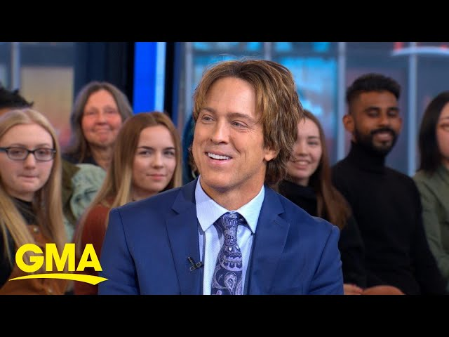 Larry Birkhead opens up about relationship with Anna Nicole Smith l GMA