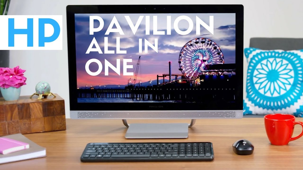 HP Pavilion 24 All-in-One PC Review: Top 5 Features!