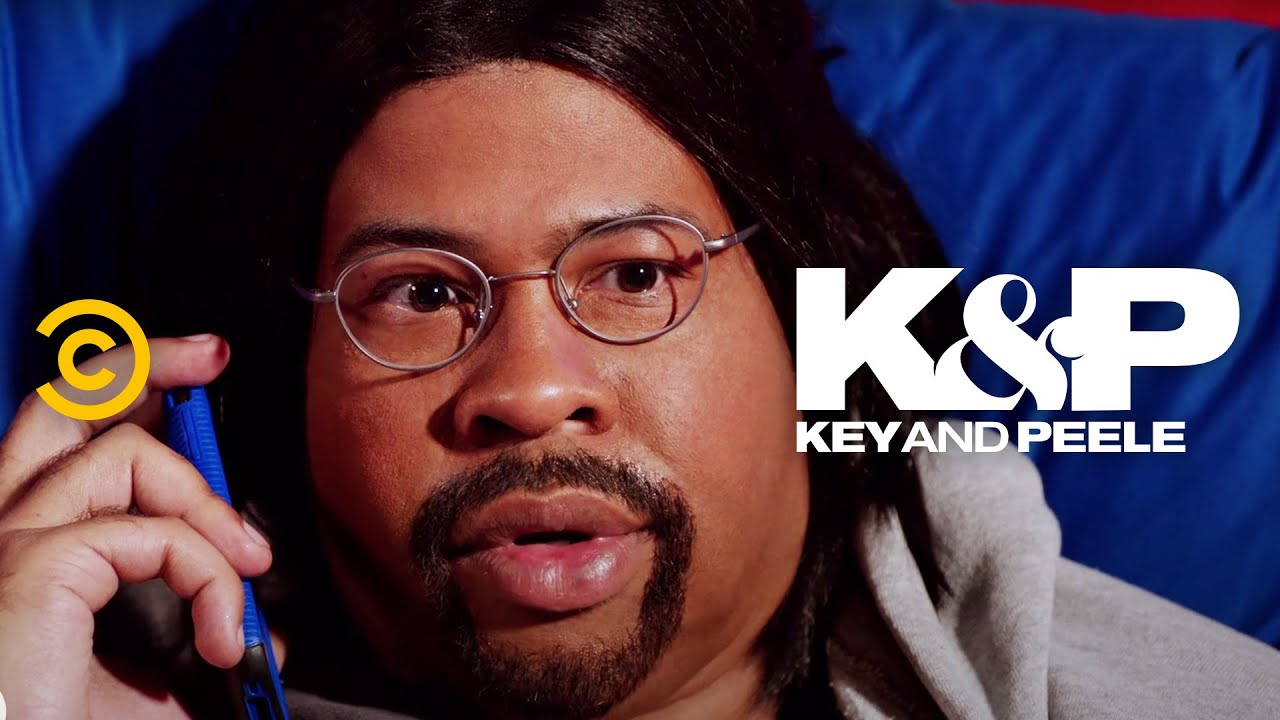 Wendell's Broken Superman Bed - Key & Peele