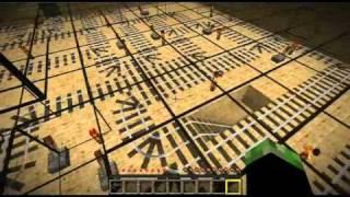 【Minecraft】ダンジョンを作ってみたⅣ(配布あり)【Made  a Dungeon】