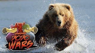 Ihr kleinen Pissbären | Spandauer Dodo Wars | 63