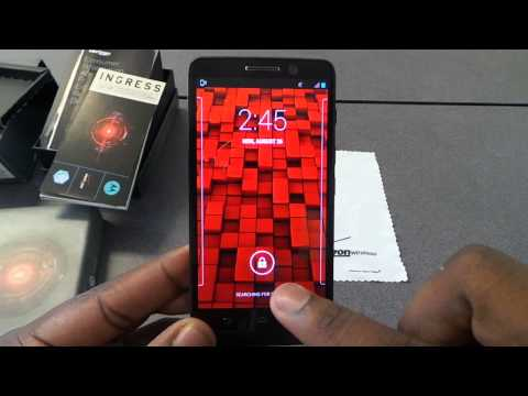 Droid Mini Unboxing and Hands On