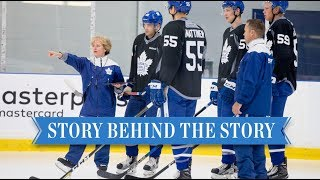 Laura Armstrong on why this story had her starstruck | Story Behind the Story