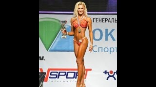 25й Открытый Чемпионат России - фитнес-бикини абсолютная категория (HD)