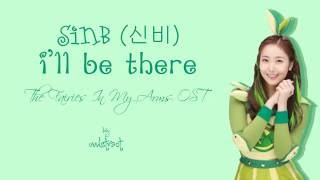 SinB (신비) - I'll Be There (The Fairies In My Arms OST) Color-Coded-Lyrics (Han/Rom/Eng)