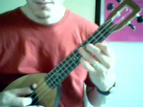 how to play the sound of silence on ukulele