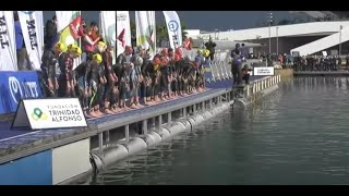 Valencia Triathlon World Cup Women