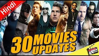30 Movies Updates [Explained In Hindi]