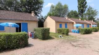 Camping des Bains à Saint-Honoré-les-Bains