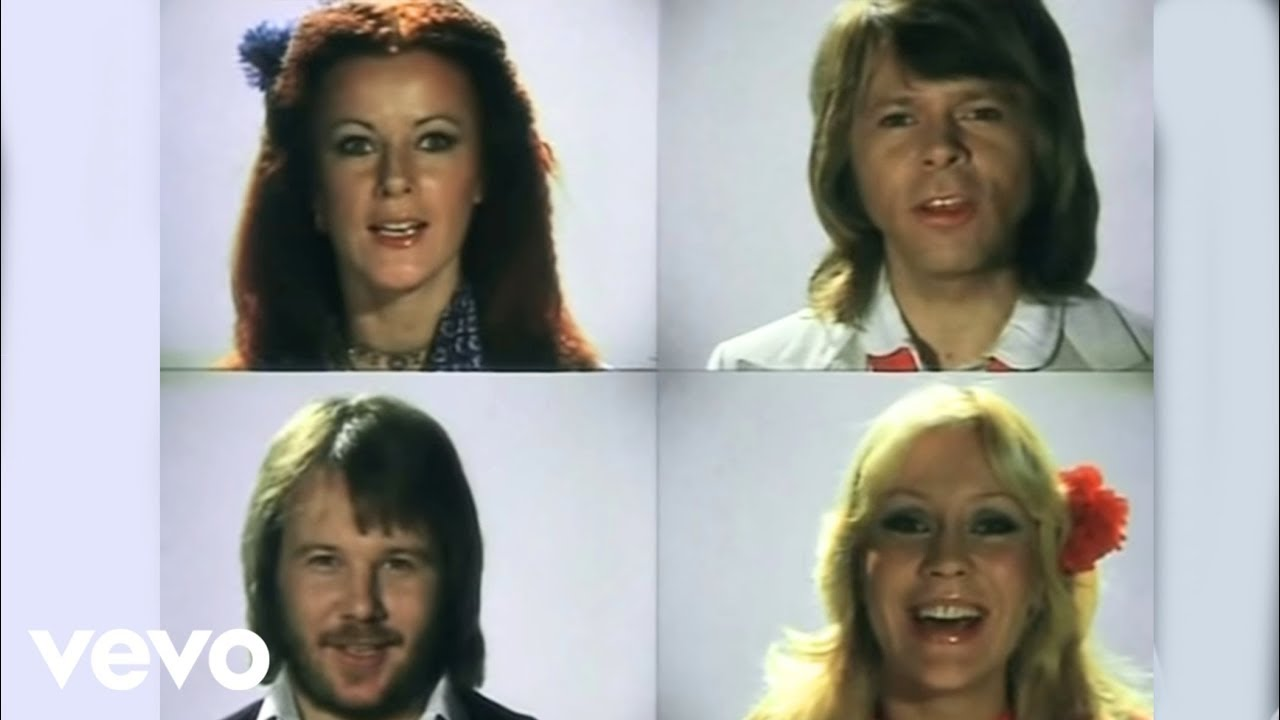 ABBA - Take A Chance On Me (Official Music Video)