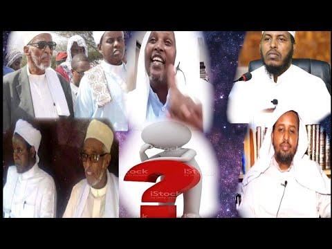 Download Sh Mustafe Caanood oo suaal weeydiyay Sh Barbaraawi & Sh Xasan Kaafi...........