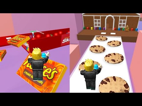 Roblox / Candy World Obby Challenge / Gamer Chad Plays