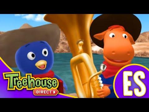 Los Backyardigans Dibujos Animados: 13-15 Episodios Para Niños - Compilación De 70 Mins