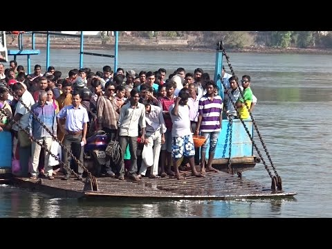 Goa Ferryboat travel etc  Panaji - Betim