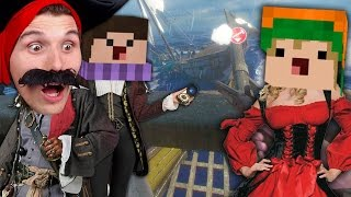 DER PIRATEN SIMULATOR! ✪ Blackwake MIT ZOMBEY & MAUDADO