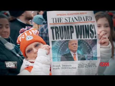 Donald Trump Farewell Video Features Four Years Of Lowlights...
