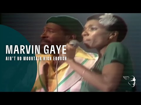 Marvin Gaye - Ain't No Mountain High Enough (Greatest Hits. Live In '76)