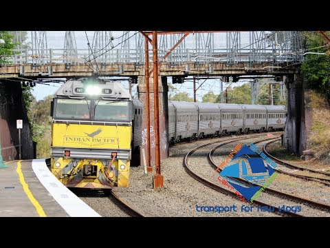 Transport for NSW Vlog No.1110 Valley Heights part 3