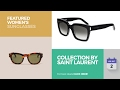 Collection By Saint Laurent Featured Women's Sunglasses