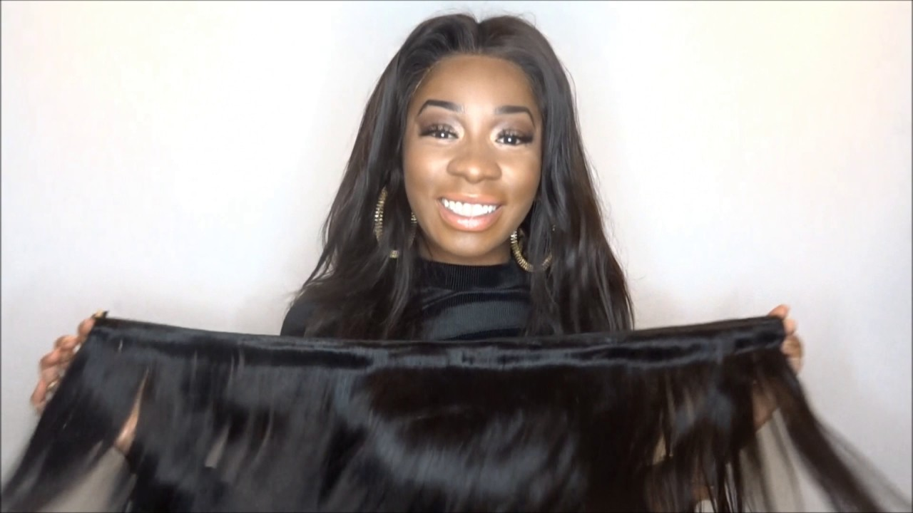 How To Store Your Hair Extensions Youtube