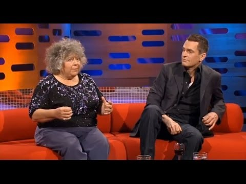 Graham Norton  2007S1xE13 Miriam Margolyes, Rupert Everett and The Zimmerspart 1