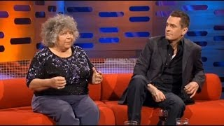 Graham Norton Show 2007-S1xE13 Miriam Margolyes, Rupert Everett and The Zimmers-part 1