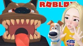 ТАЙНАЯ ЖИЗНЬ ДОМАШНИХ ЖИВОТНЫХ - Паркур в Роблокс! ROBLOX Obby The Secret Life of Pets челлендж