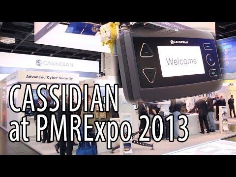 Cassidian At PMRExpo 2013